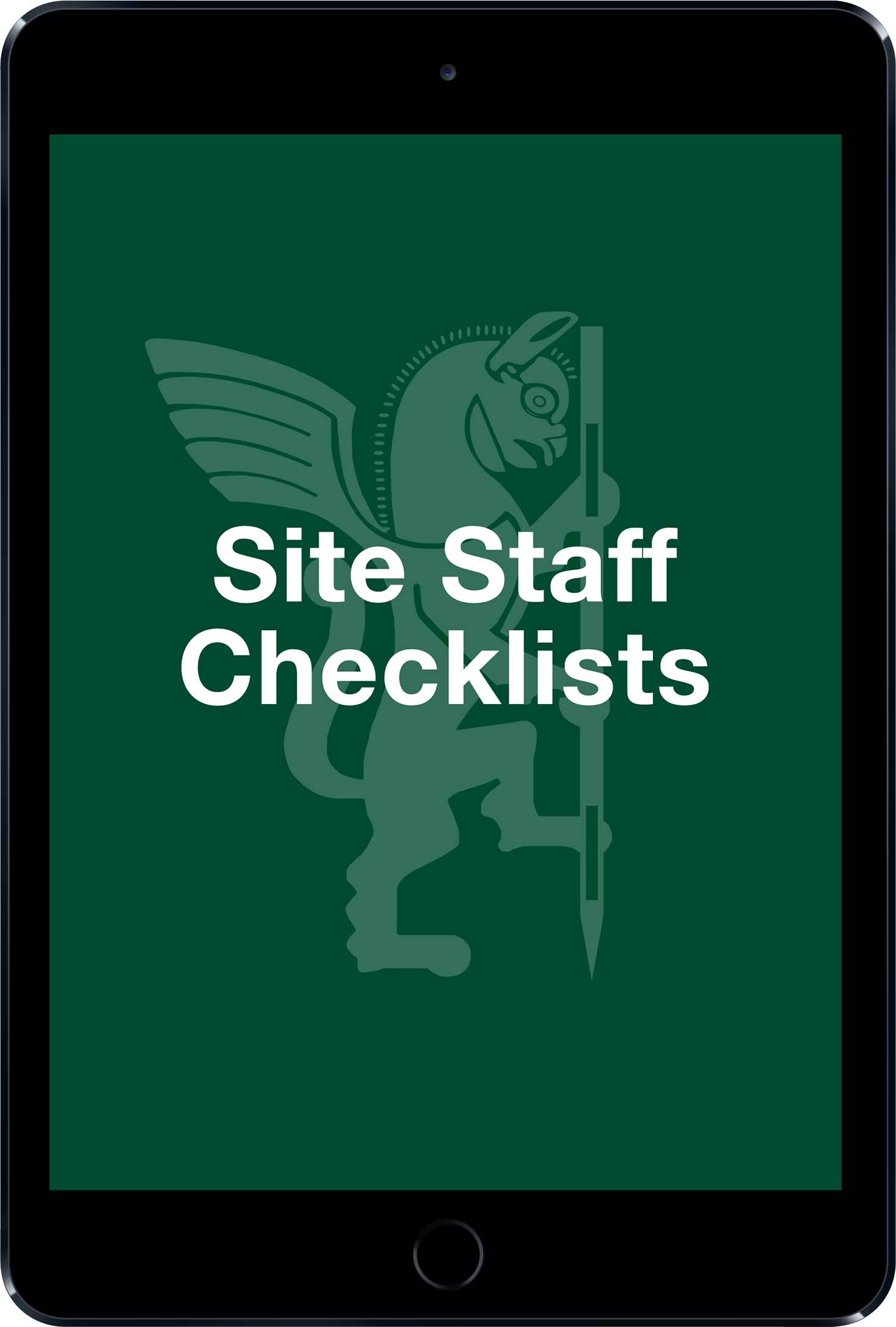 Site staff checklists 0cdc79f9d167638f7a66d21cabb68889c5a0d670ff3e253223016cab1ed72eb5